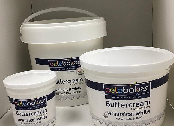 Celebakes Buttercream Icing - Asst Sizes