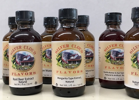 Silver Cloud Flavors & Extracts  M-Z