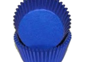 Dk. Blue Baking Cup 50pk