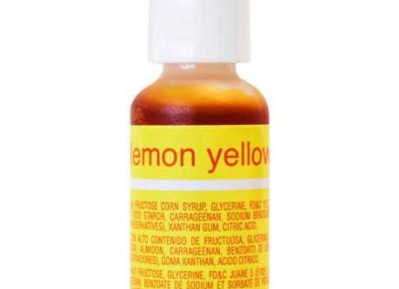 Lemon Yellow Liqua-Gel