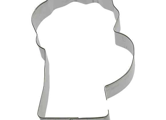 "Beer Mug 4"" Cookie Cutter"