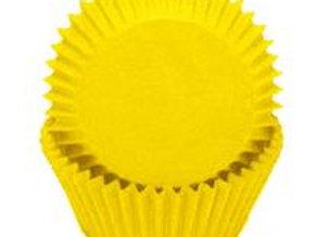 Yellow Baking Cup 50pk