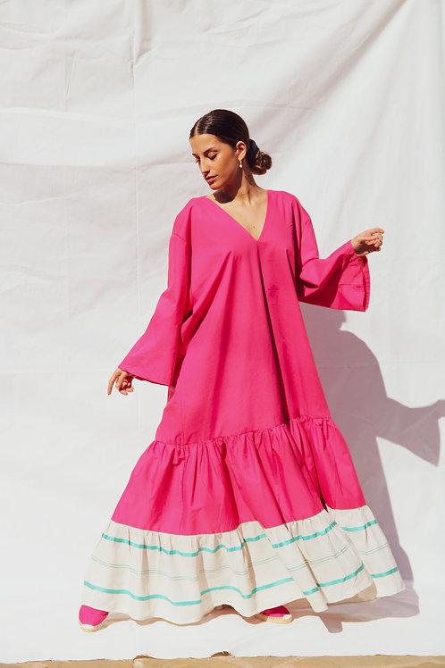 ''Voukamvilia'' dress