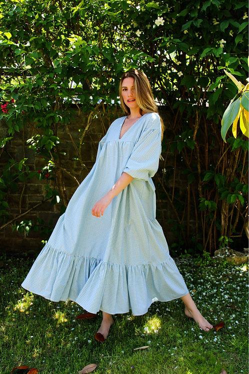 ''Nostalgia'' dress vichy