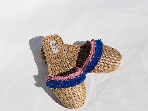 ''Romantzo'' slippers