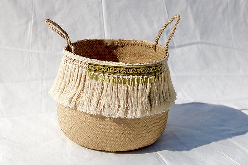 """Kalatha"" basket bag"