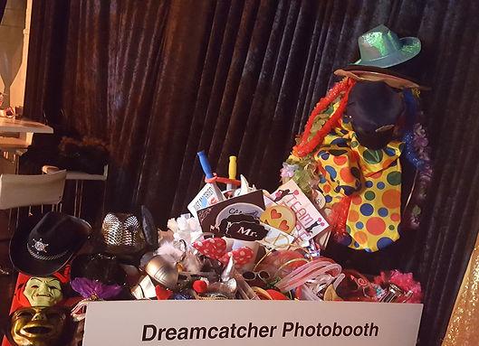 DREAMCATCHER PHOTOBOOTH - PROPS - ACCESSOIRES