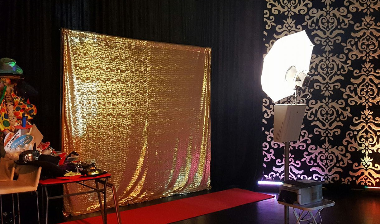 DREAMCATCHER PHOTOBOOTH - MARIAGE BACKDROP