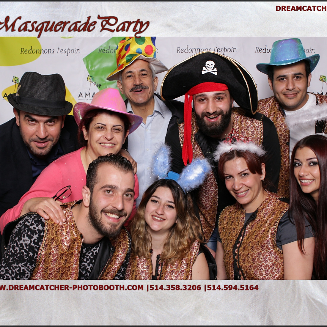 Masquerade Party - Amal Foundation