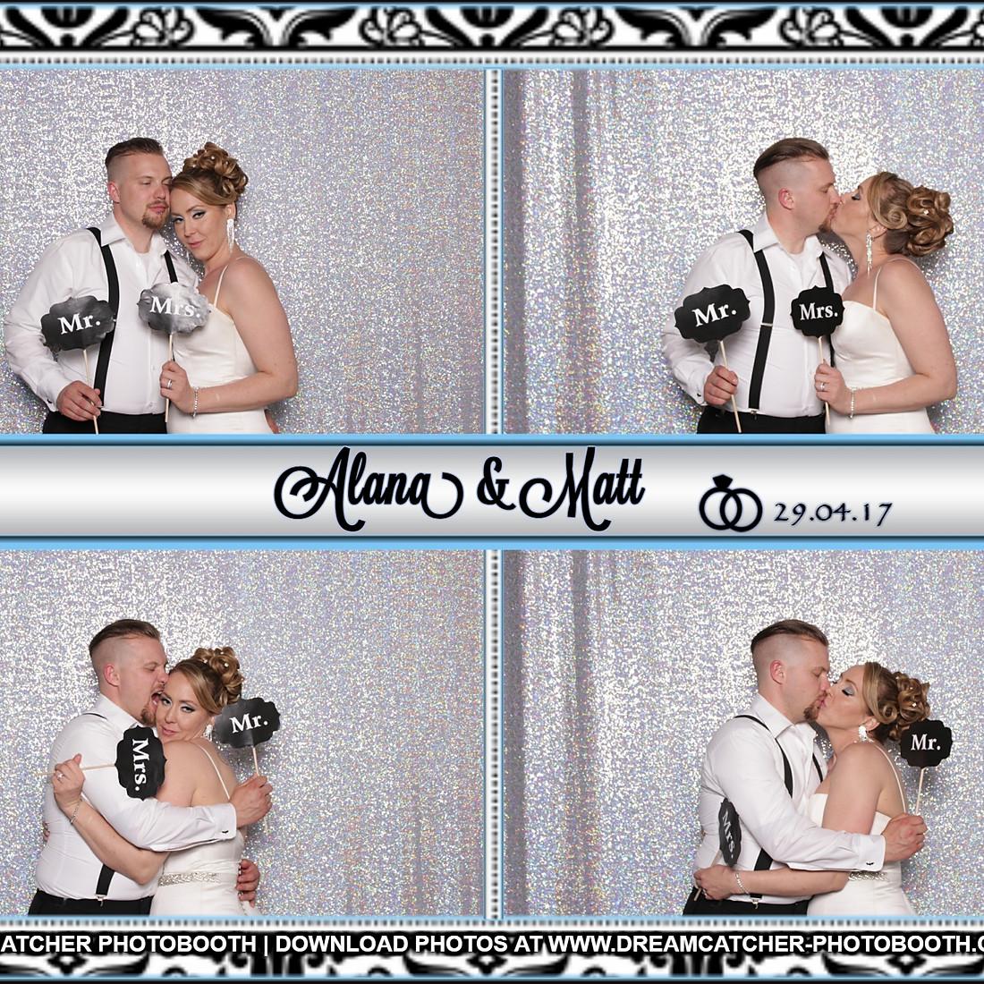 Alana and Matt's Wedding