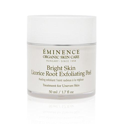 Bright Skin Licorice Root Exfoliating Peel