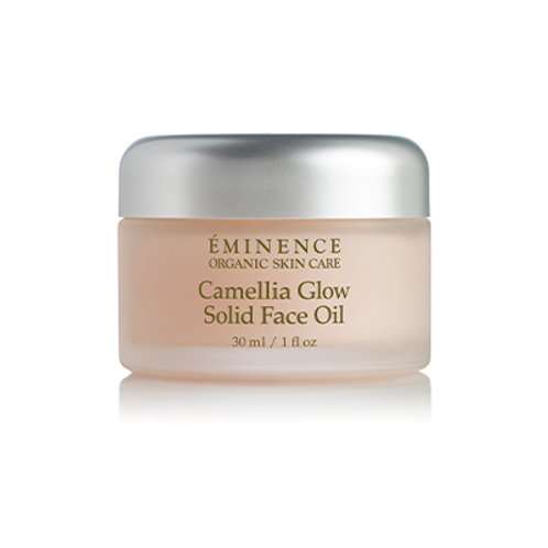 Camellia Glow Solid Face Oil