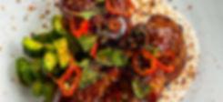 Gochujang-Soy Chicken Drumsticks