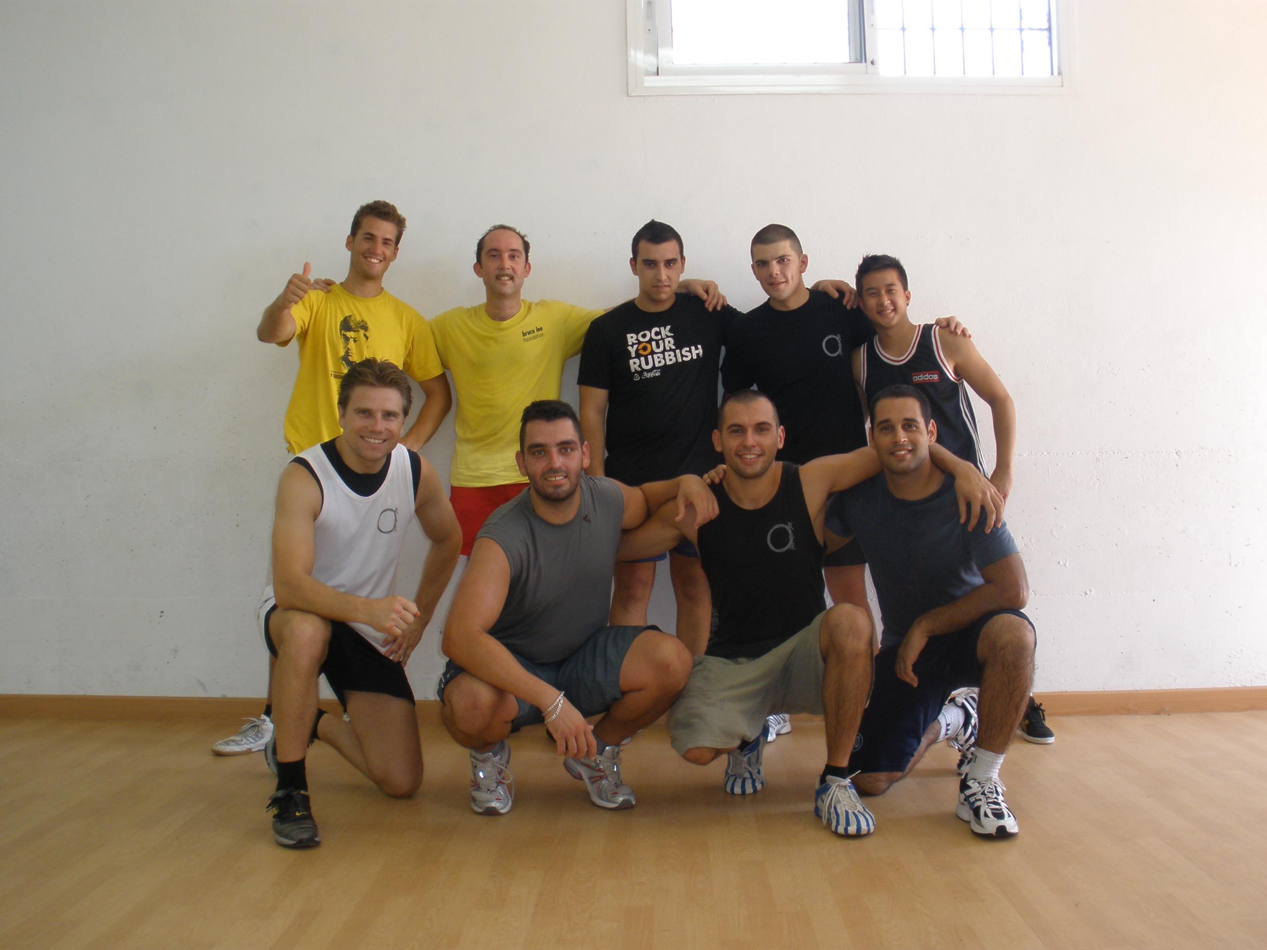 מחנה אימונים ספרד 2009
