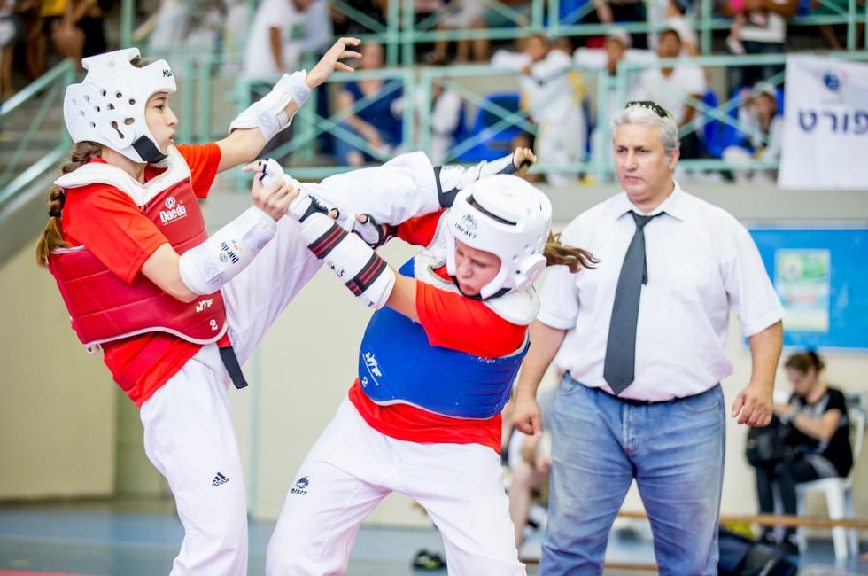 אליפות אשדוד בטאקוונדו - יוני 2017