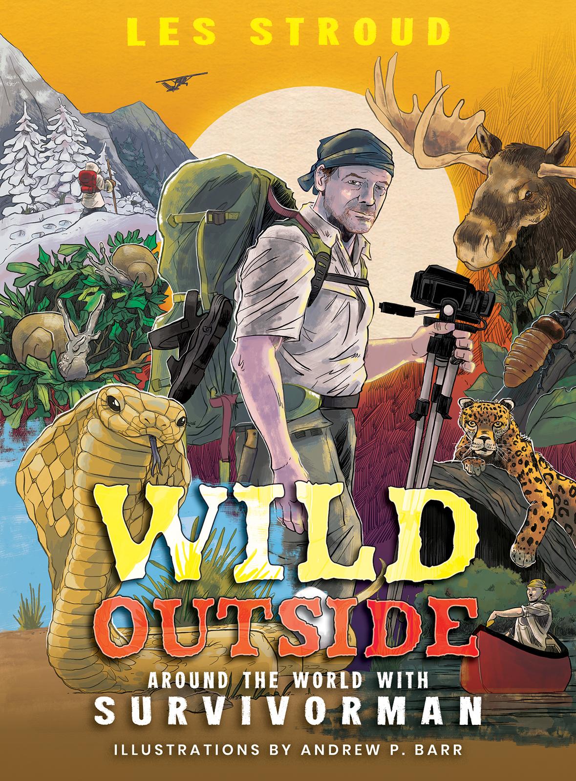 WildOutside - Children's Book