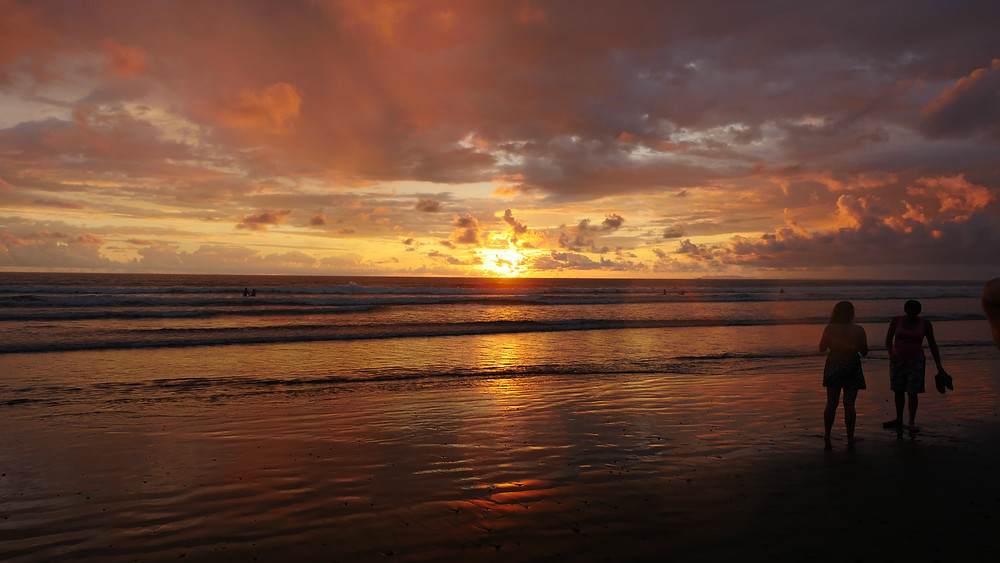 Sunsets in Costa Rica
