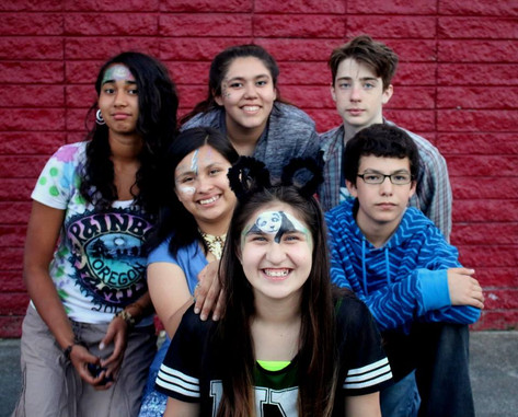 EMPOWERING YOUNG STORY TELLERS