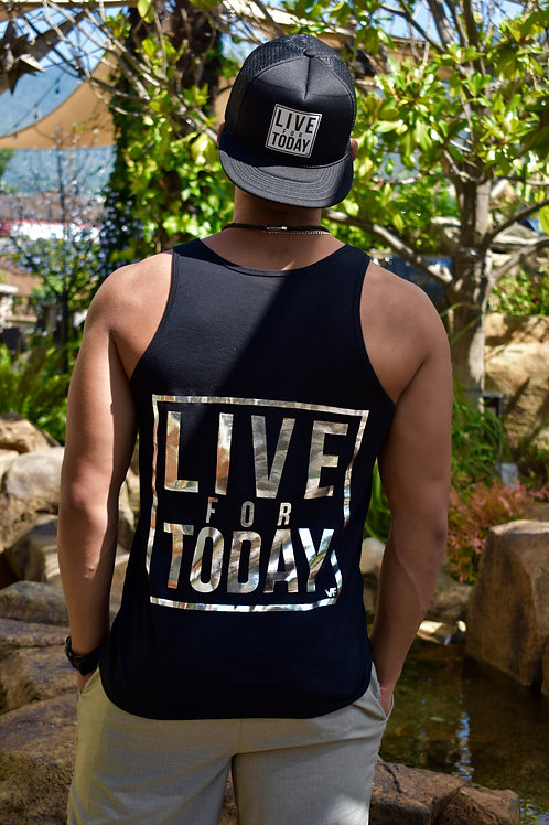 Live For Today Tank