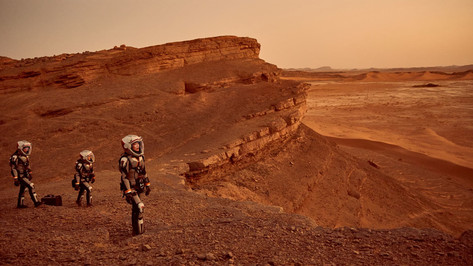It's time to go to Mars!!!