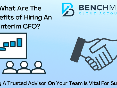Having A Trusted Advisor On Your Team Is Vital For Success.