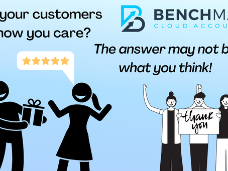 Do your customers know you care?