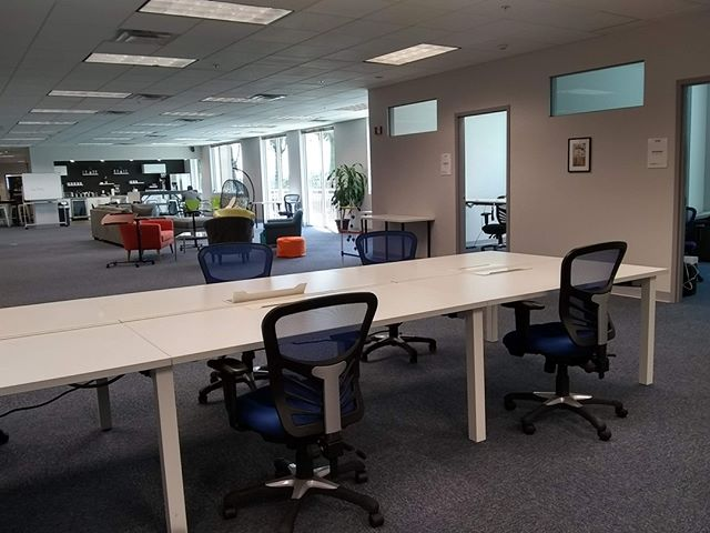 TWO39WORK strives to make our space a pr