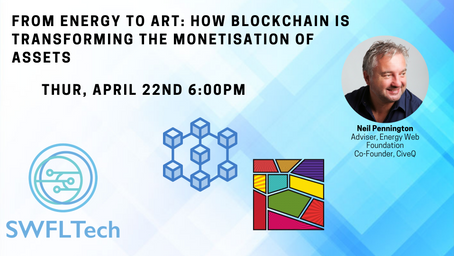 Energy to Art: How Blockchain is Transforming the Monetisation of Assets