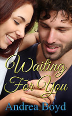 Waiting For You written by author Andrea