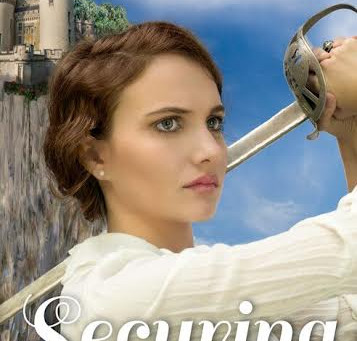We have a cover for Securing Aisling!