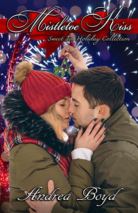 Mistletoe Kiss by Andrea Boyd cov