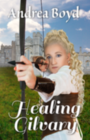 HealingGilvary by Andrea Boyd