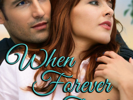 First Chapter of When Forever Fades