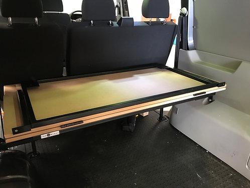 SWB Shuttle Bed / Platform - No Carpet