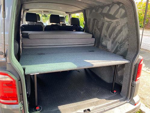LWB Bed / Platform - Fully Carpeted