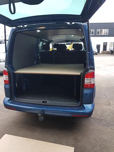 LWB Bed / Platform - No Carpet