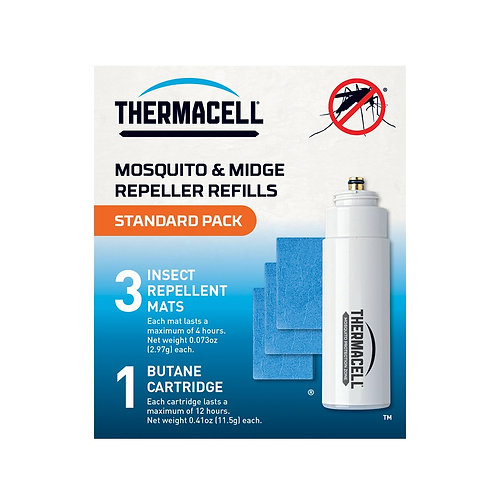 Thermacell Mosquito & Midge Protector Standard Refill Pack
