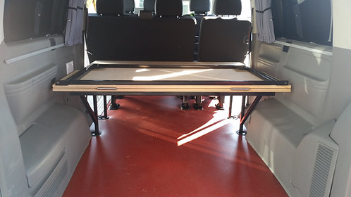 LWB Shuttle Bed / Platform - No Carpet