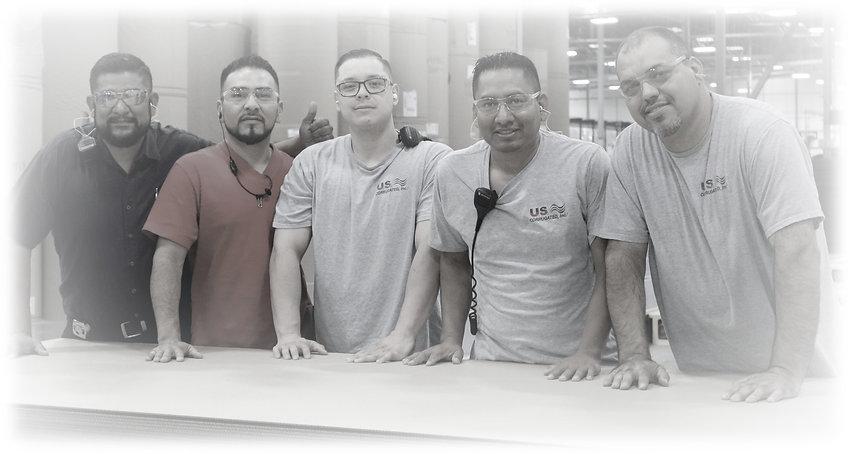 Corrugator Crew California Employees Quality Packaging Team