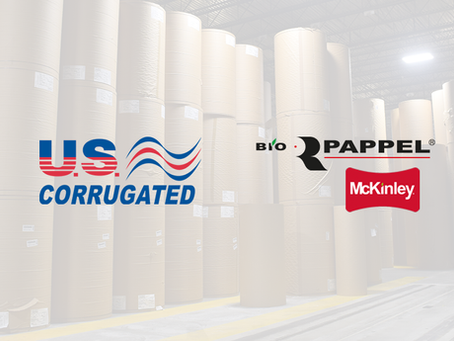 U.S. Corrugated and Mckinley paper become one!