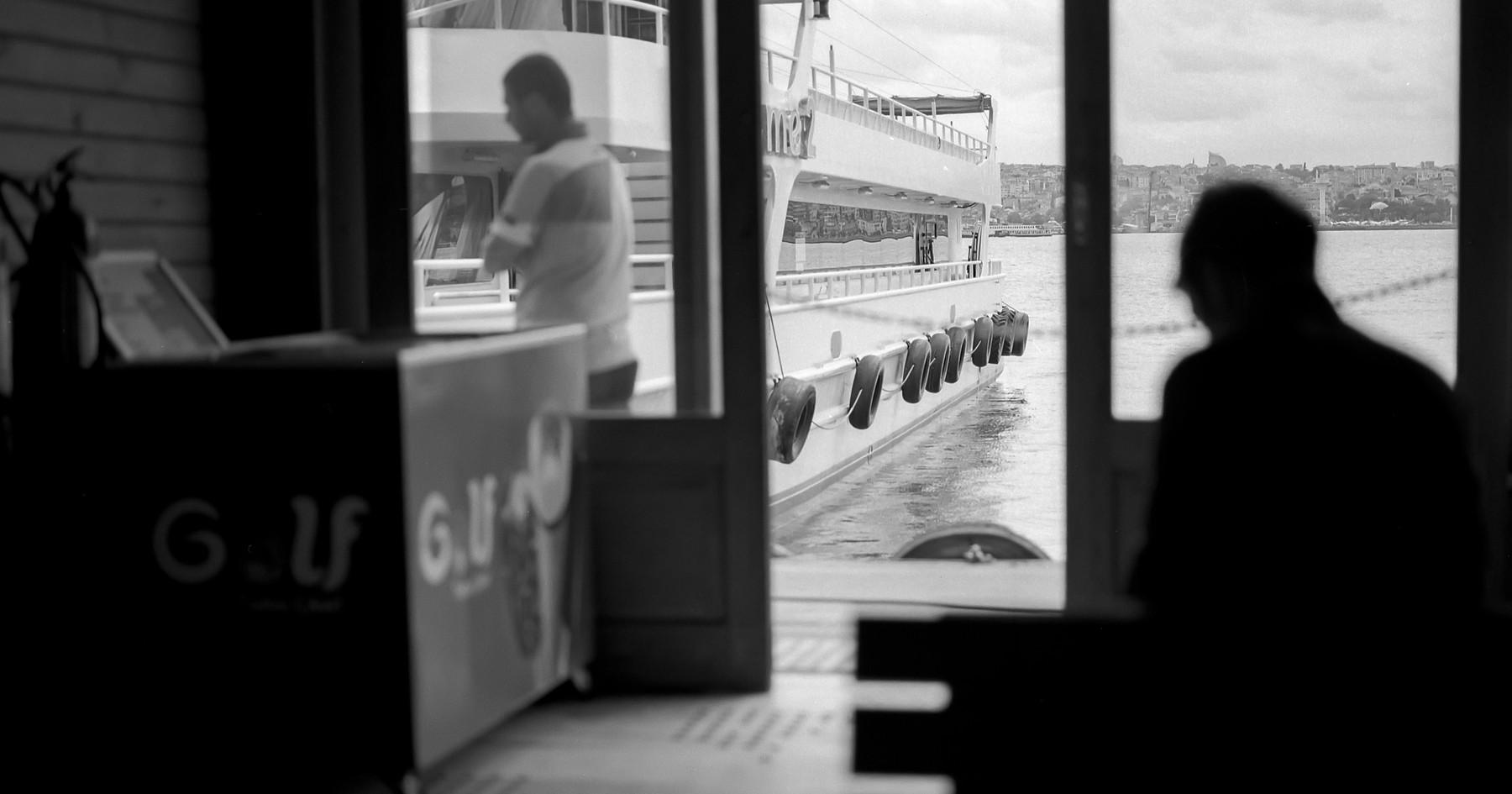 Turkish Ferrymen, 2017