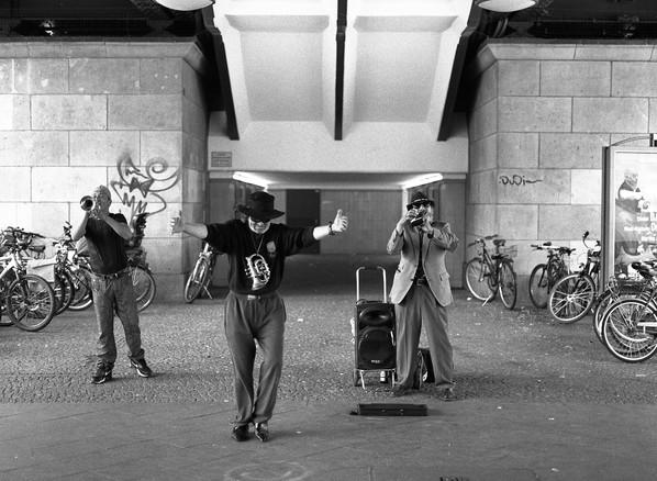 Berlin Street Musicians, 2018