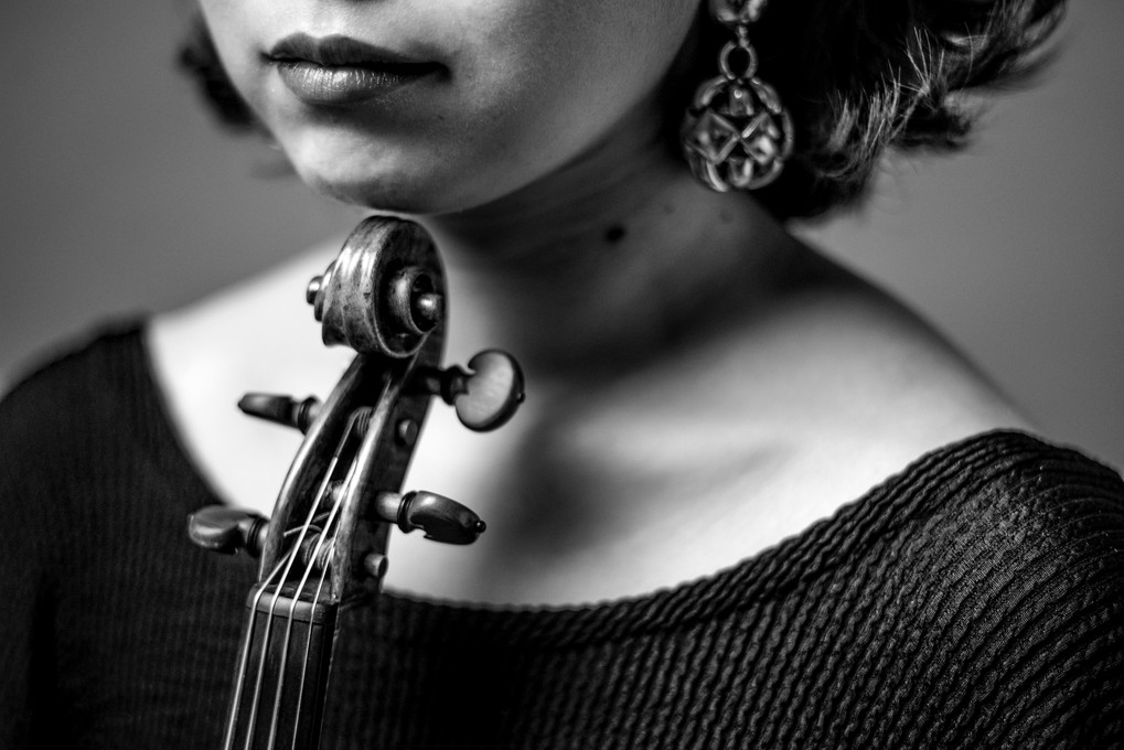 Chiharu and her Violin, 2018