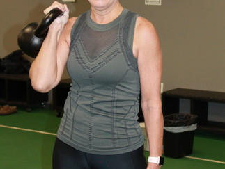 Client of the Month: Linda Hager