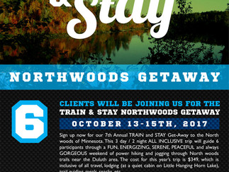 7th Annual TRAIN and STAY Get Away
