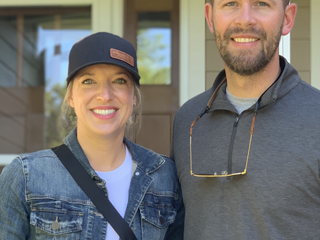 June Clients of the Month: Dan and Angie Einerson
