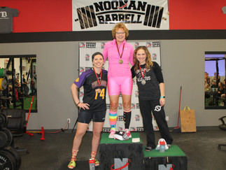 Noonan Barbell Powerlifting Meet 2017 Recap