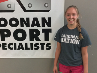 Athlete of the Week: Meagan Wentworth