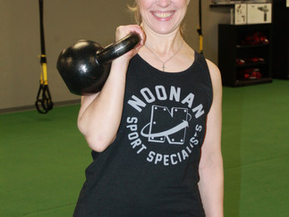 Client of the Month: Kim Rauk
