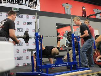 Noonan Barbell USA Powerlifting Raw Open 2016 RECAP